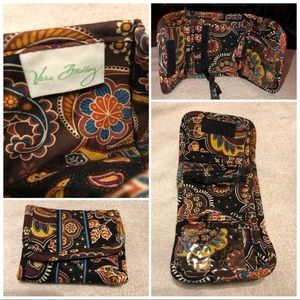Vera Bradley Velcro wallet